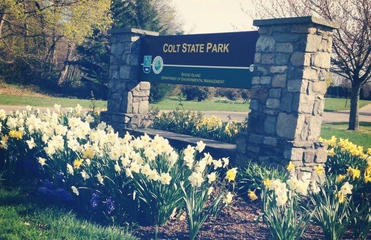 Colt State Park Sign2